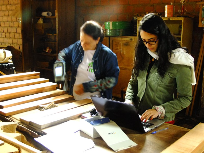scanning timber samples_small