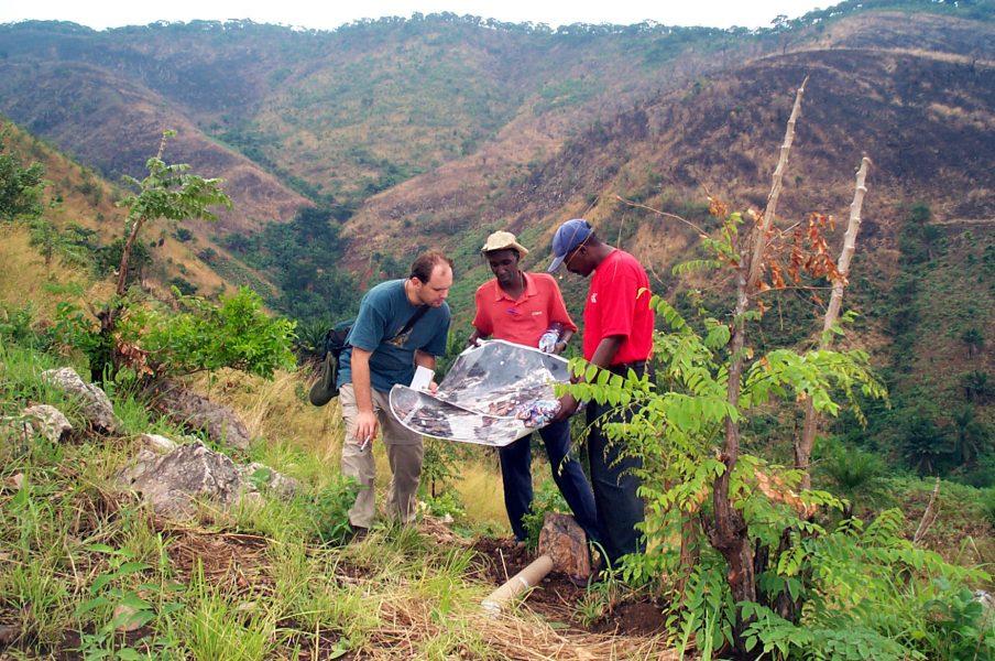 Mwamgongo land use mapping