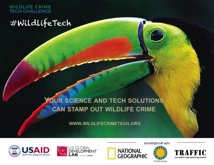 Earlier this year, as a technology that strengthens forensic evidence against poaching, e-Eye became one of 16 finalists in the second Wildlife Crime Tech Challenge, which supports innovative solutions to wildlife crime. Photo credit: USAID Asia.