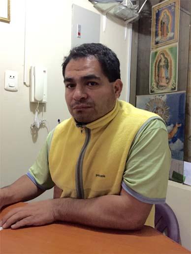 Jose Acosta, hotel manager, farmer, pro Tia Maria. Photo by Justin Catanoso.