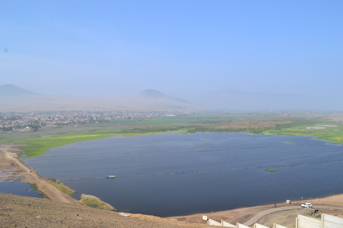 Burbujas nanotecnológicas para recuperar lagos contaminados