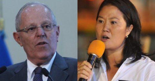 PPK y Keiko Fujimori se debaten la presidencia del Perú este domingo 5 de junio. (Fotografía: La República)