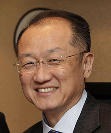 """EL presidente del Banco Mundial, Jim Yong Kim, calificó de """"incidente"""" el asesinato de Berta Cáceres."""