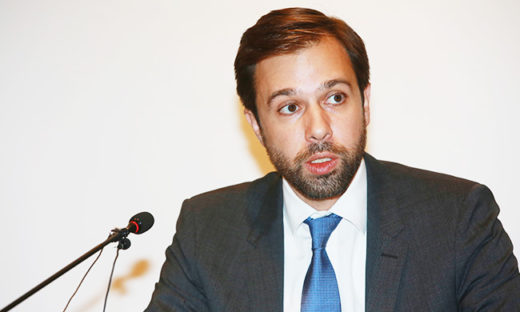 Relator Especial de Productos Tóxicos, Baskut Tuncak. Fotografía: Servindi.org