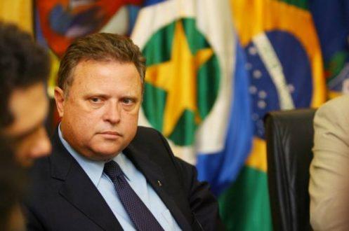 """Blairo Maggi, """"El Rey de la Soya"""", propulsor de normativas que debilitan la regulación ambiental en Brasil. Fotografía de norteagropecuario.com.br"""