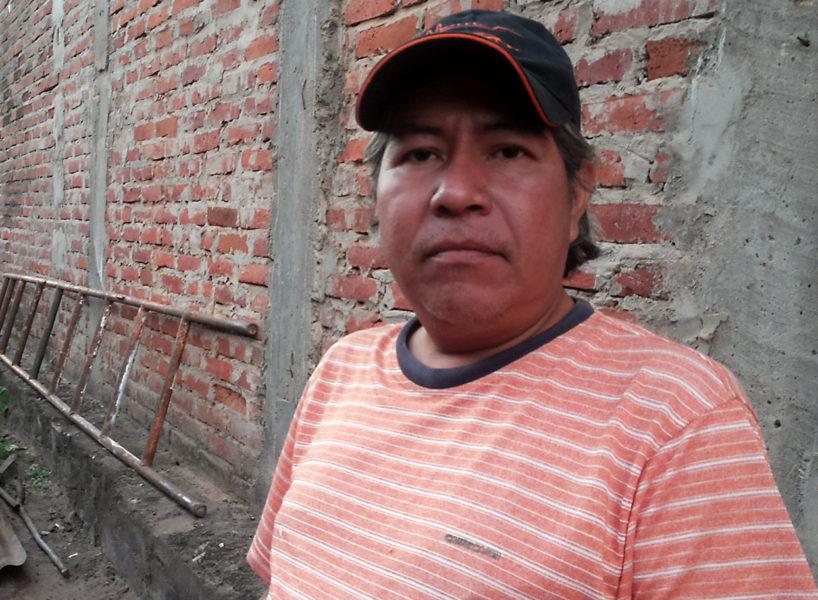 Las comunidades de la Reserva de Tucavaca se reunieron en Santiago de Chiquitos en 2009 para oponerse a los trabajos de exploración minera en su jurisdicción. Foto: Probioma.