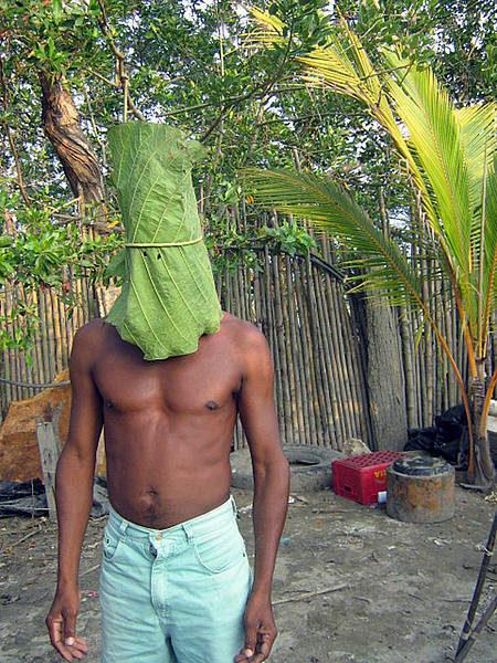 Cazadores de Hicoteas en el Caribe colombiano. Foto: Cortesía de la Universidad Nacional de Colombia.