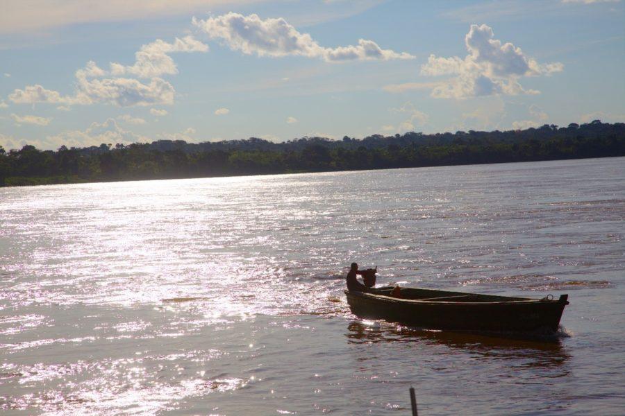 Río en Bolivia. Foto: WWF Bolivia.