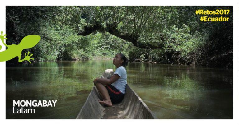 Foto del Ministerio del Ambiente de Ecuador