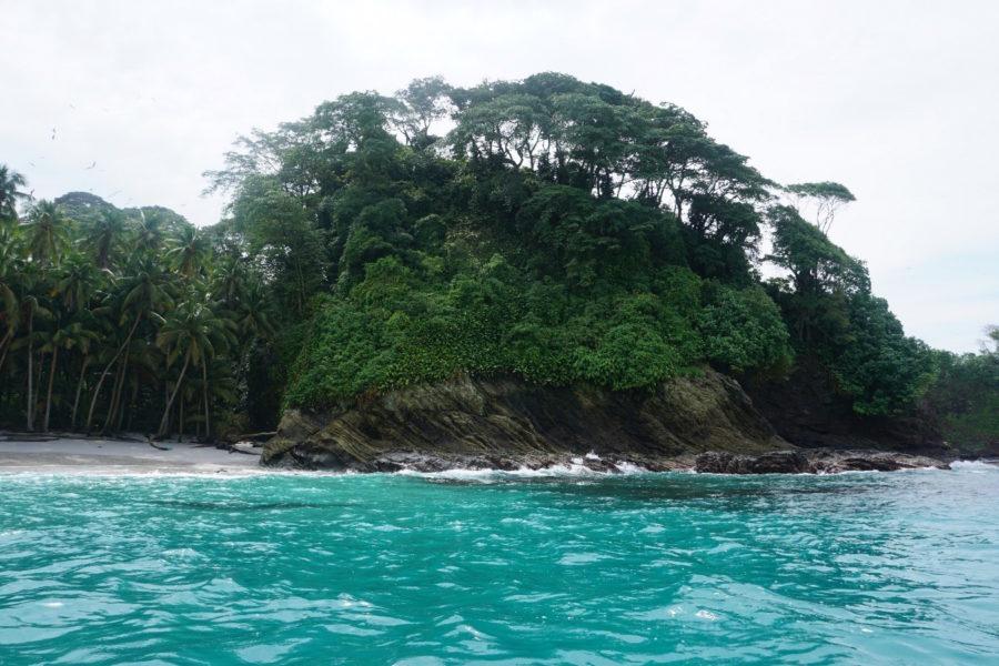 Parque Nacional Natural Gorgona. Foto: Parques Nacionales Naturales de Colombia.