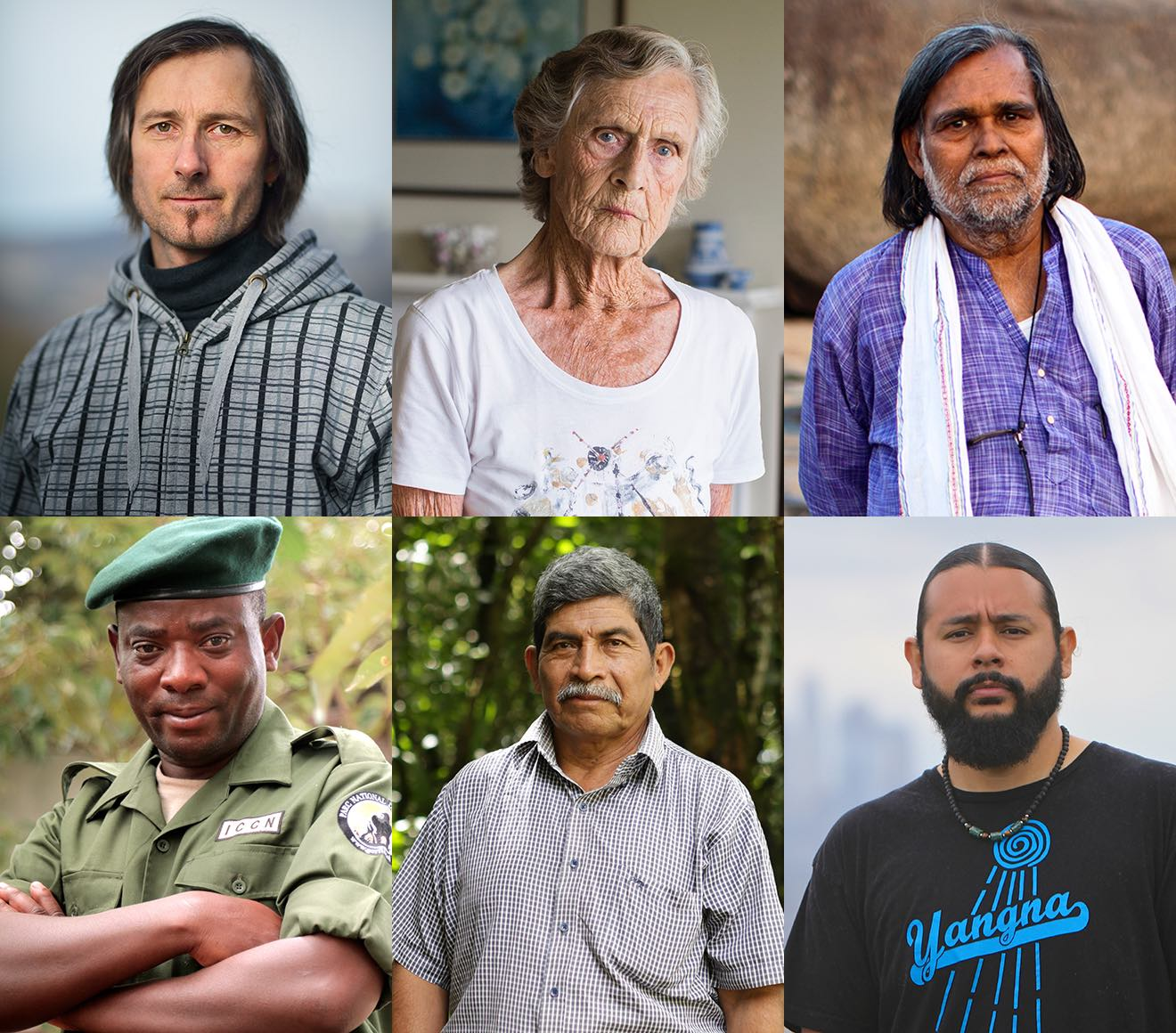 Conozca a los ganadores del Premio Ambiental Goldman 2017