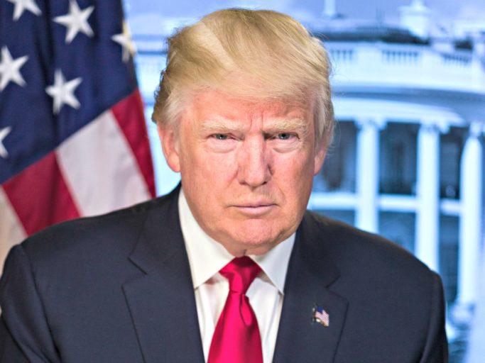 Donald Trump. Foto: La Casa Blanca.