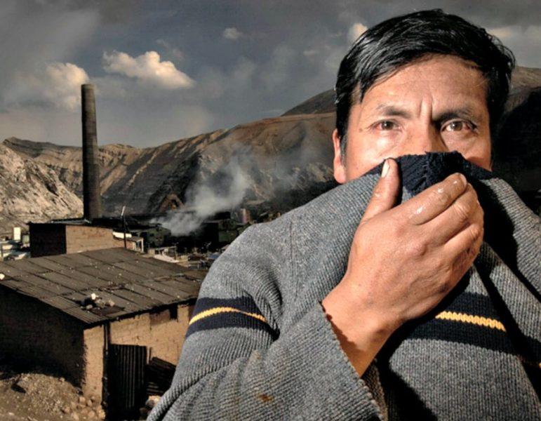 El gobierno anterior flexibilizó los estándares de calidad ambiental, principalmente de dióxido de azufre. Foto: AIDA.