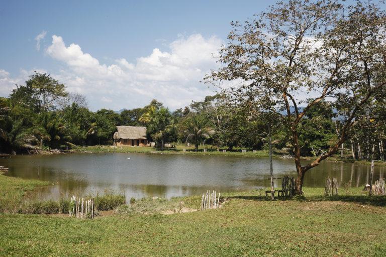 San José de Uchupiamonas, en el Parque Nacional Madidi, cerrado al público por la crisis del coronavirus: Foto: © Formentí.
