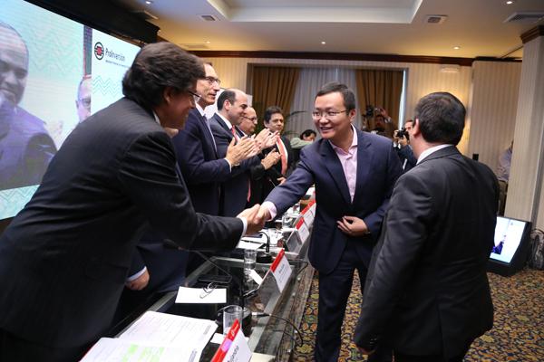 Desafios 2020 Perú El Consorcio Hidrovía Amazónica ha solicitado a Senace que no continúe el proceso del estudio de impacto ambiental . Foto: ProInversión.