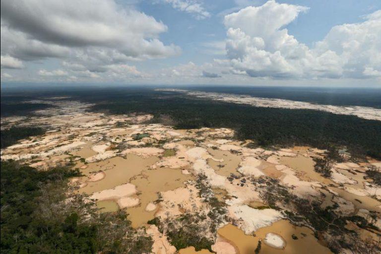 Madre de Dios es la región más afectada por la minería ilegal en Perú. Foto: Andina.