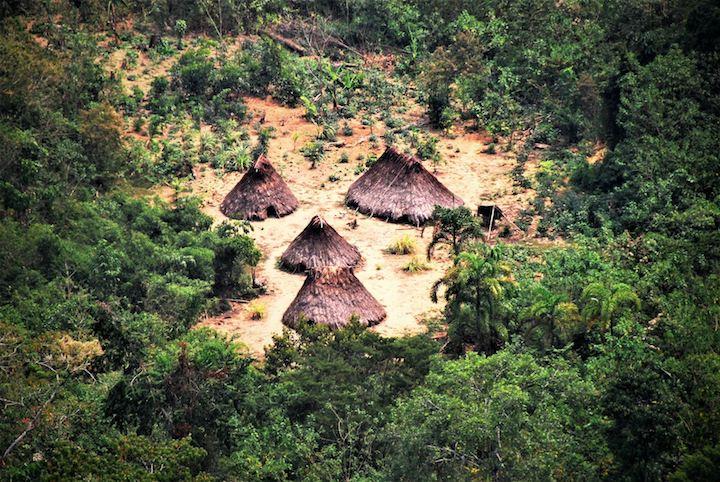 coronavirus Las organizaciones indígenas piden tomar medidas especiales para pueblos en aislamiento. Foto: Ministerio de Cultura del Perú.