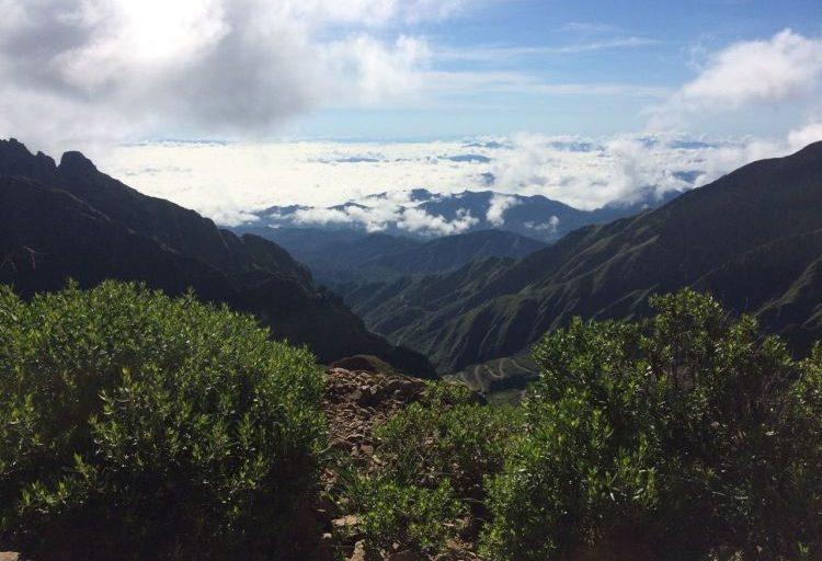Reserva de Tariquía. Foto de Christian Buitrago