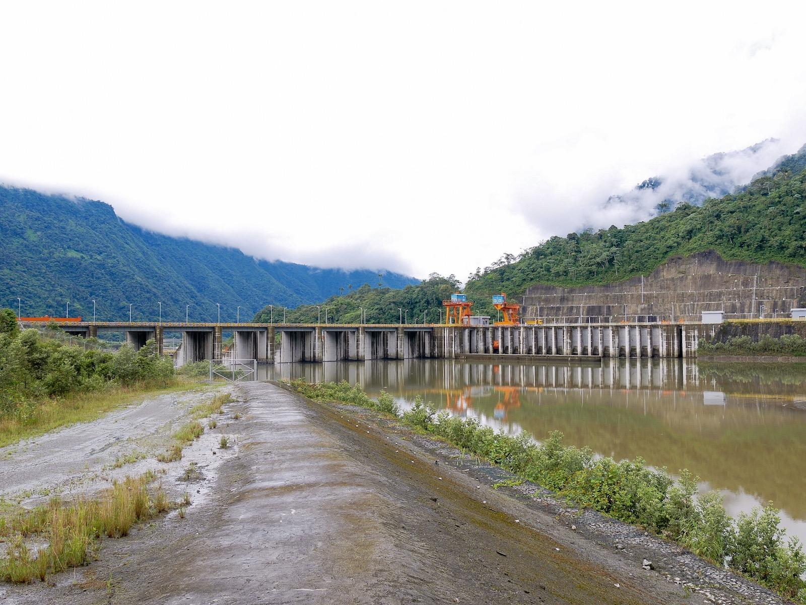 Hidroeléctricas: una mirada a la inversión china en la