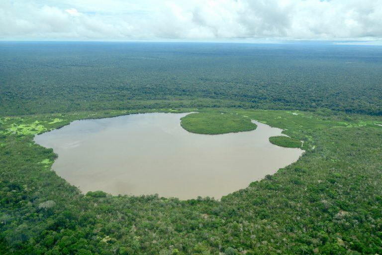 lago de tarapoto