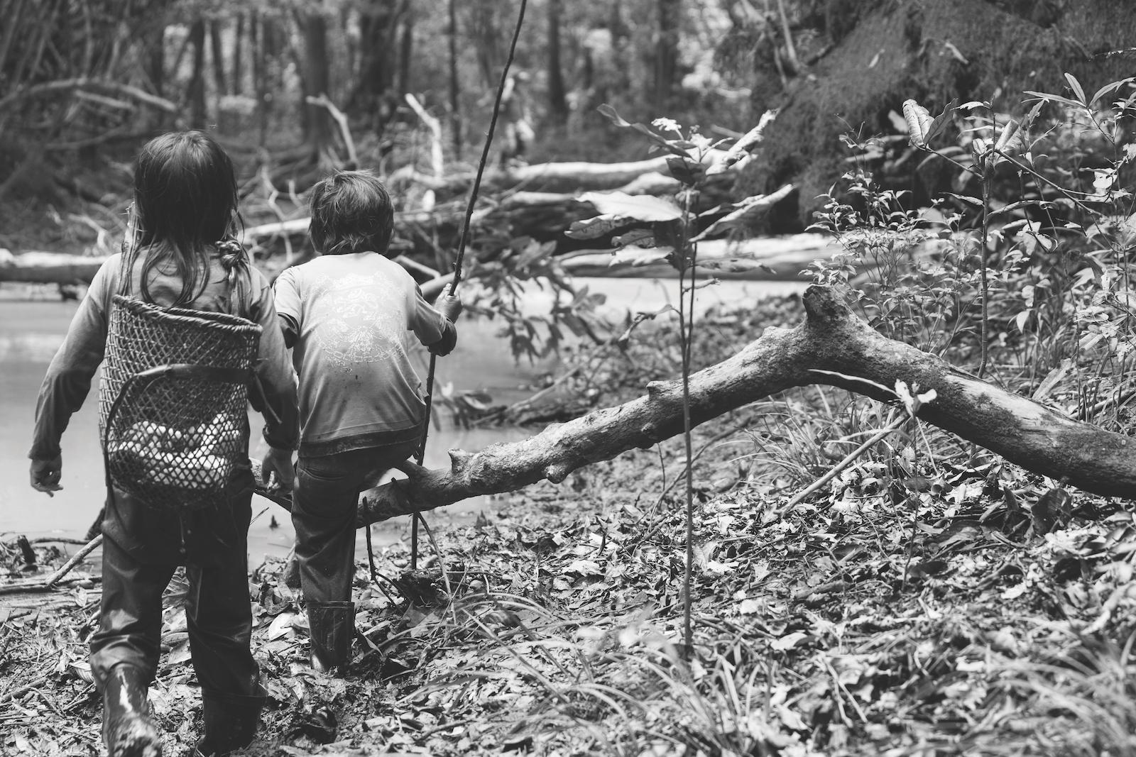 Amazon Conservation Team trabaja con poblaciones locales cercanas al Parque Nacional La Paya. Foto: Juan Gabriel Soler / Amazon Conservation Team