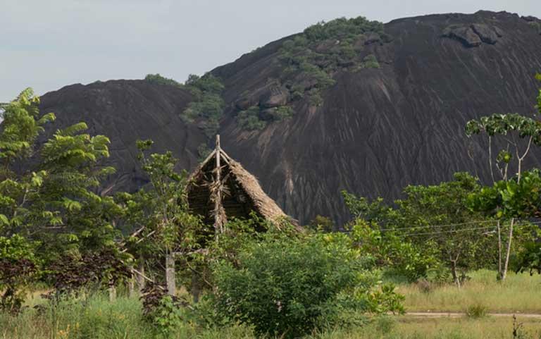 En el estado de Bolívar hay 198 comunidades indígenas y varias de ellas se ubican en territorios de grandes depósitos de coltán, como sucede en la region Parguaza. Foto: Bram Ebus