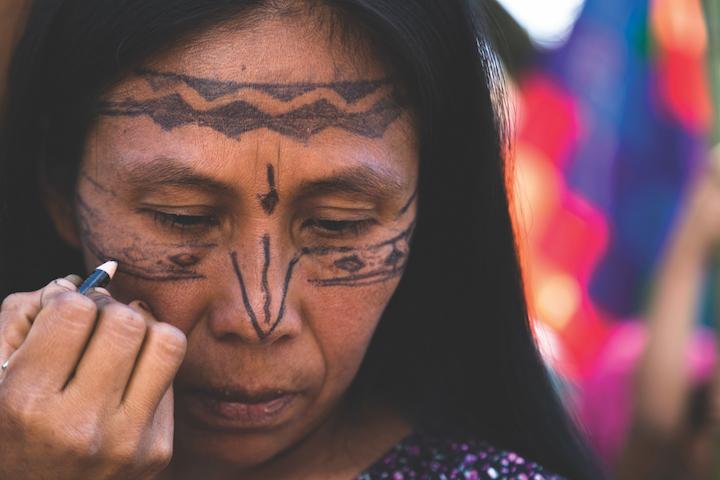 """El """"Mandato de las Mujeres Amazónicas Defensoras de la Selva de las Bases frente al Extractivismo"""" reúne 22 pedidos. Foto: Jonatan Rosas."""