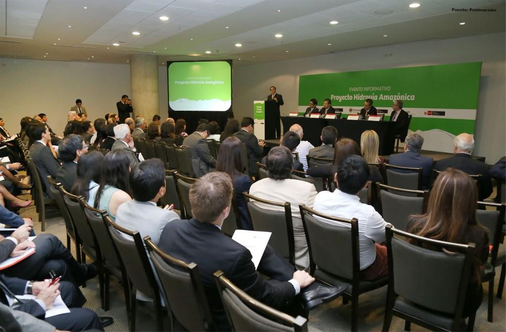 El proyecto Hidrovía Amazónico se ha discutido en diversos espacios. Foto: DAR.