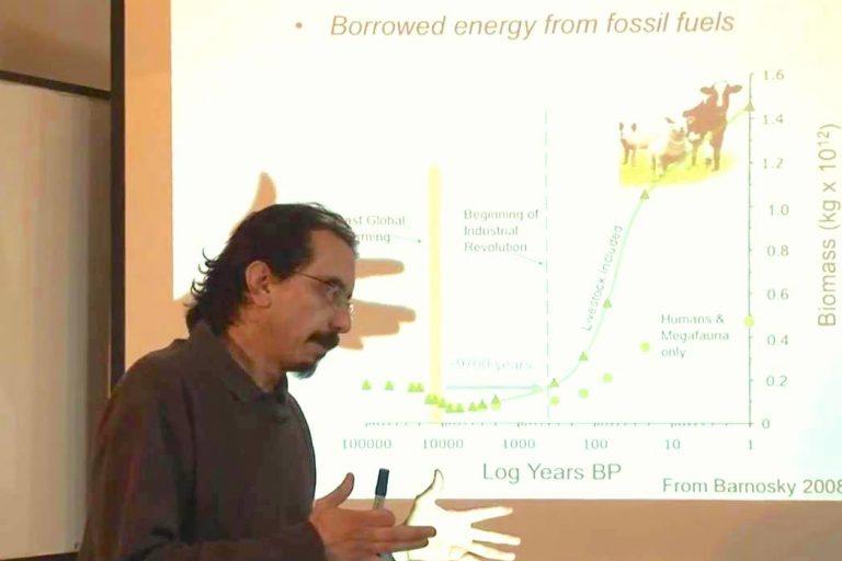 Pablo Marquet dirige actualmente el Instituto de Sistemas Complejos de Valparaíso, uno de los más importantes de Chile. Foto: ISCV
