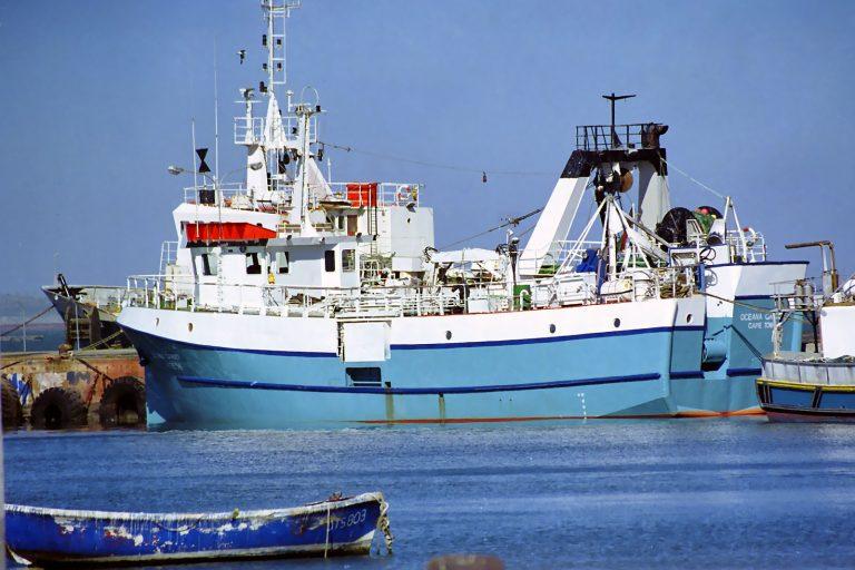 Existe una competencia intensa entre la pesca industrial y la artesanal, que debe reducirse y eliminarse, explica Pauly. Foto: Bob Adams.