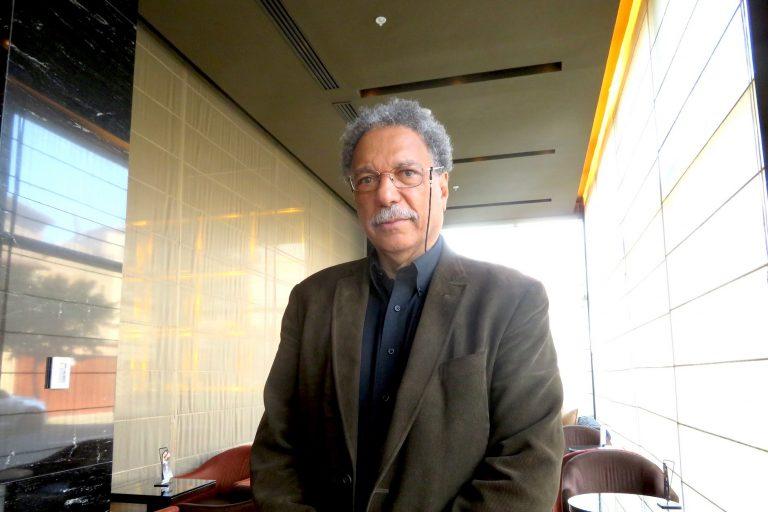 Daniel Pauly llegó a Lima para ofrecer una serie de conferencias y conversó con Mongabay Latam. Foto: Yvette Sierra