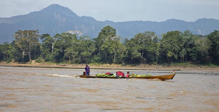 Desafío 2020 Bolivia La construcción de la represa Bala-Chibiriquete afectará territorios indígenas. Foto: Chema Formentí.