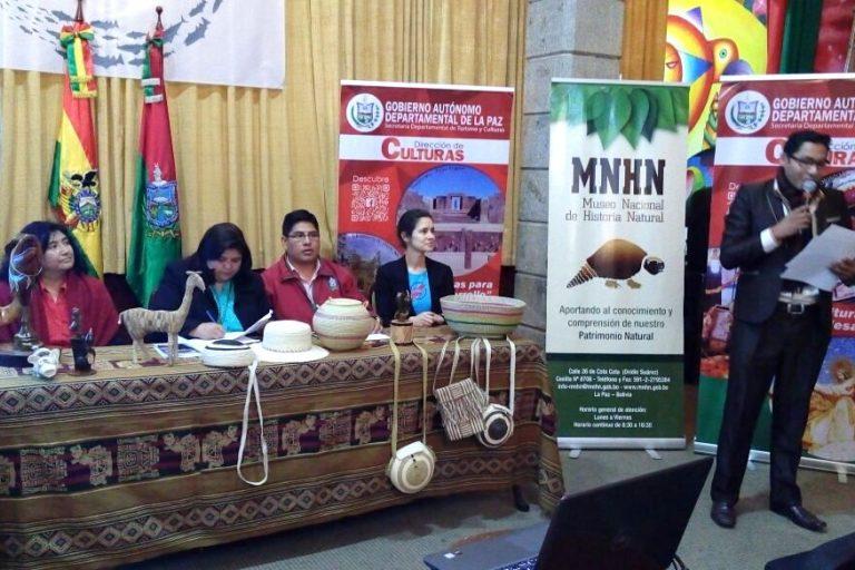 Bolivia se convirtió en el país responsable y organizador de las celebraciones y actividades en Latinoamérica por el Día Mundial de la Migración de Peces 2018. Foto: Museo Nacional de Historia Natural.