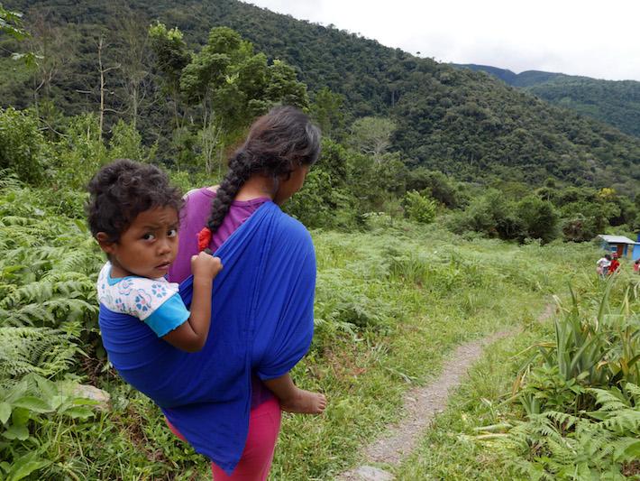 Miles de familias se ven beneficiadas por la conservación de estas montañas que es uno de los más importantes reservorios de agua de todo el país. Foto: Jack Lo.