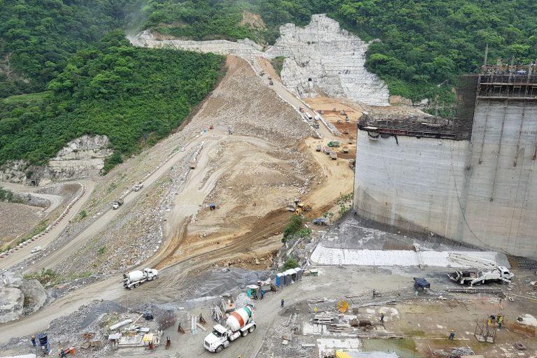 Proyecto hidroeléctrico Ituango. Foto: EPM.