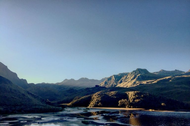 Parque Nacional Cajas. Foto David Fajardo.