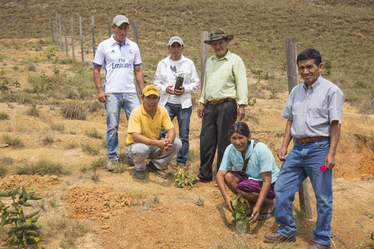 El pueblo Leco de Apolo desarrolla experiencias de gestión territorial desde el año 2000. Foto: WCS Bolivia.