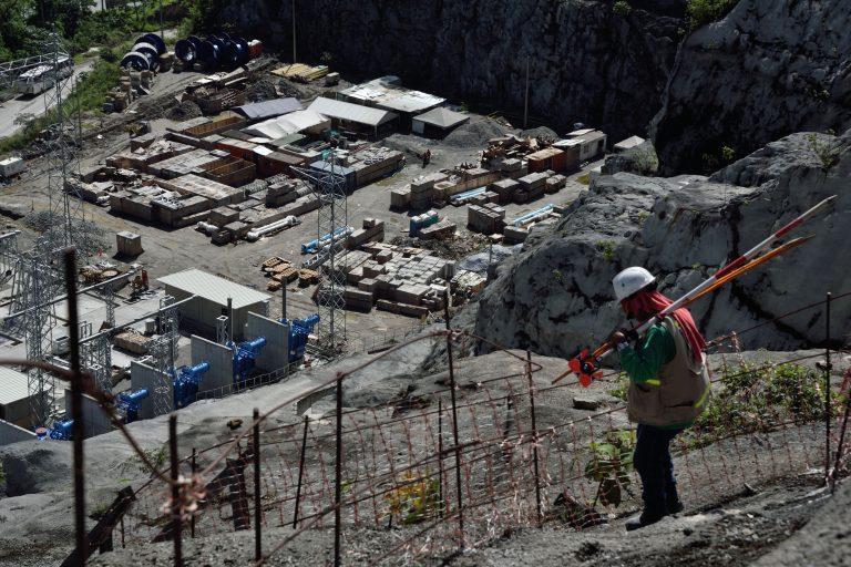 Los sobrecostos de la obra son multimillonarios y se generaron grandes retrasos debido a la contingencia. Foto: EPM.