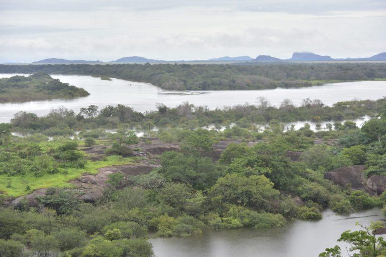 Este 5 de junio el ministro de Ambiente Luis Gilberto Murillo anunció la protección de este río que tiene un recorrido de 710 kilómetros. Foto: Ministerio de Ambiente de Colombia.