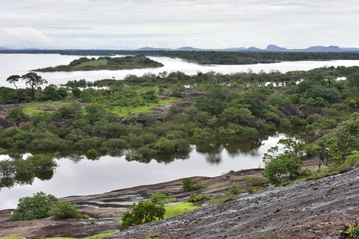 Con la declaración del complejo de humedales del río Bita como humedal Ramsar se están protegiendo 824 535 hectáreas. Foto: Ministerio de Ambiente de Colombia.