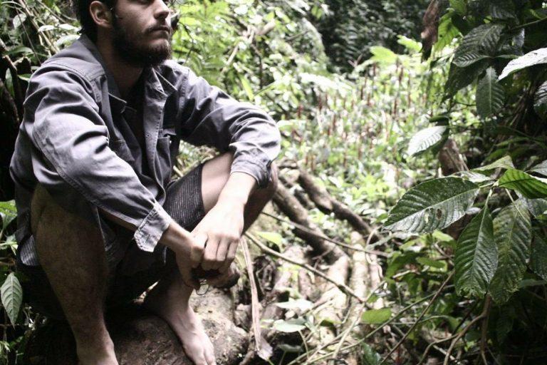 Alberto Navas, observador de aves que ha testigo de la degradación ambeintal en la Sierra de Aroa. Foto: Alberto Navas.