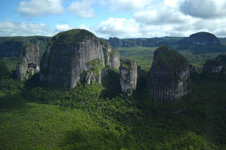 Con la ampliación el Parque Nacional Serranía de llegará a 4,3 millones de hectáreas protegidas. Foto: Amazon Conservation Team.