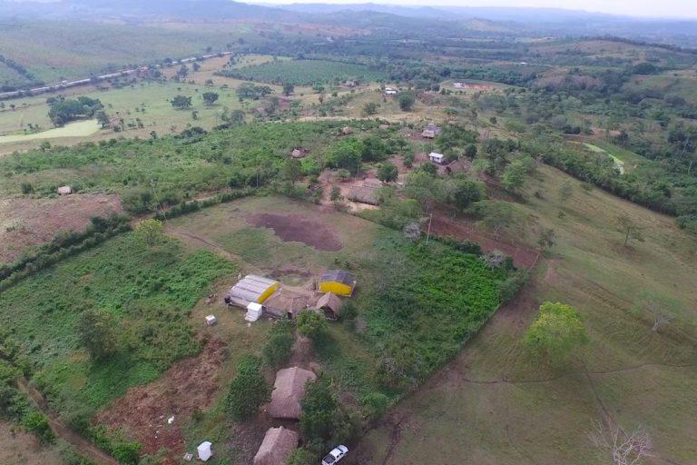 El acaparamiento de tierras es uno de los problemas ambientales en Colombia. Foto: Corporación Desarrollo Solidario -CDS