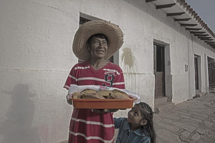 El modelo autonómico indígena permite un modelo indígena propio, con libre determinación en base a usos y costumbres, en el marco de la Constitución Plurinacional de Bolivia. Foto: Flor Ruíz.