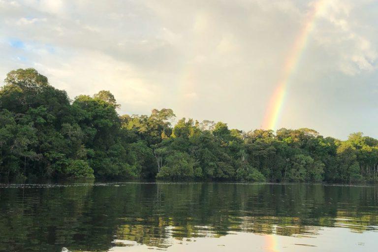 Río Apaporis. Foto: Parques Nacionales Naturales de Colombia.