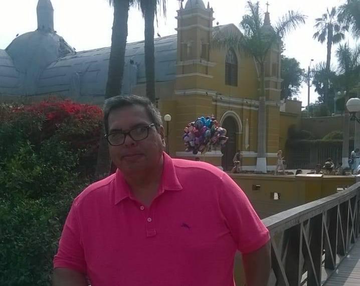Luis Añez fue gerente de operaciones del Parque Metropolitano del Estado de Zulia. Foto: Luis Añez.