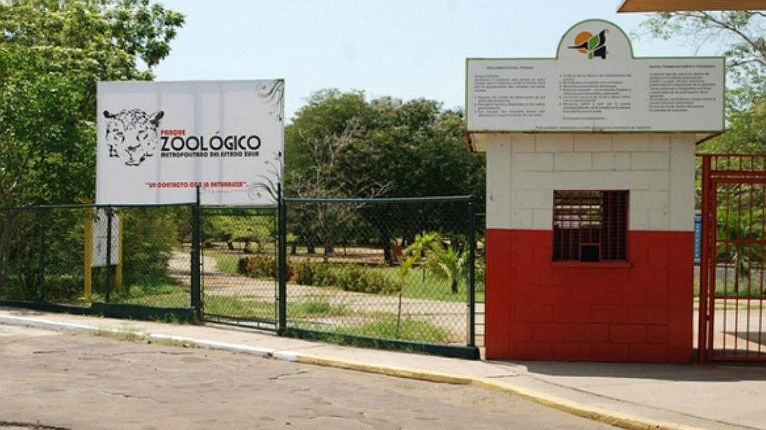 El zoológico de Zulia fue cerrado al público en febrero de este año. Foto: Internet.