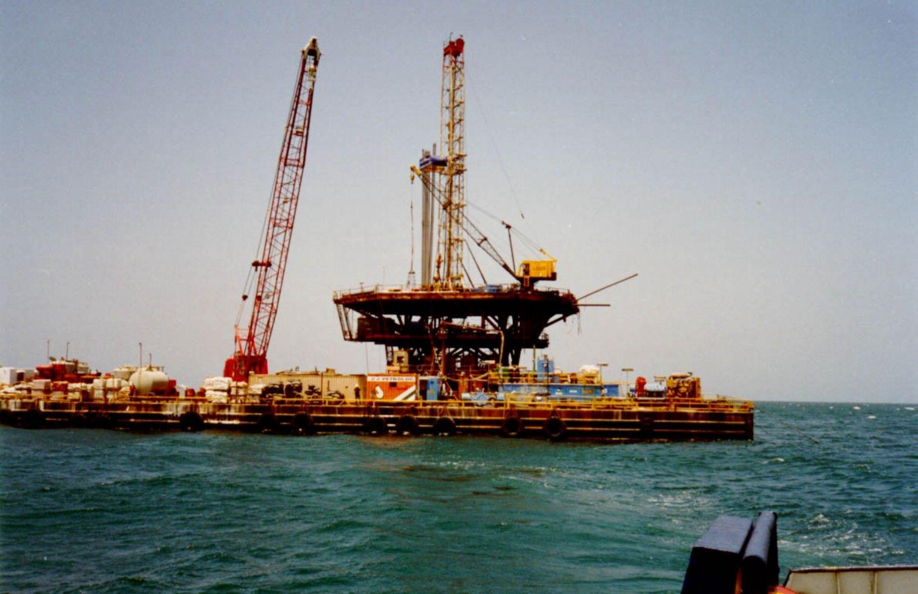 A inicios del 2018 surgió una controversia por la adjudicación de lotes petroleros en el norte de Perú. Foto: Agencia Andina.