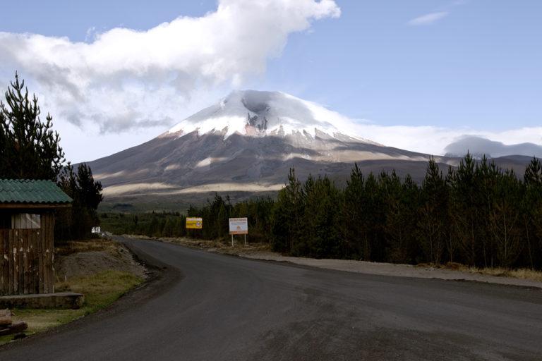 El volcán Cotopaxi es uno de los volcanes activos más altos del mundo. Foto: SNAP.