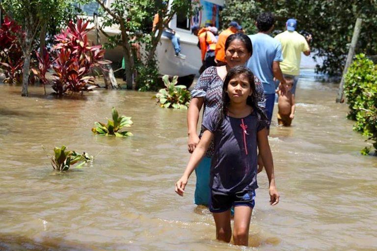 Siete estados del país están en emergencia y los más golpeados son: Amazonas, Apure, Bolívar y Delta Amacuro. Estos cuatro concentran la mayoría de las poblaciones indígenas de Venezuela.